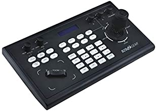 BZBGEAR Universal Advanced IP/RS232/422 Controller with Joystick