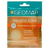 Geomar Thalasso scrub Rimodellante monodose, 85g