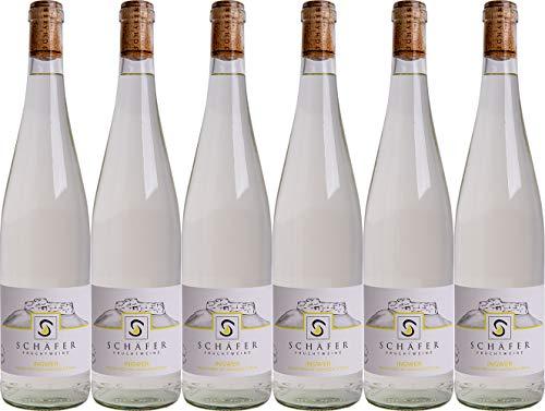 Schäfer Fruchtweine Ingwerwein mit Orange & Zitrone 2019 (6 x 0.75 l)