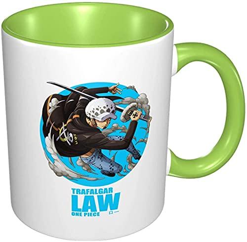 Beets Tazas de café P-i-e-c-e One Trafalgar Law - Tazas de café aptas para capuchino, té, cacao, cereales
