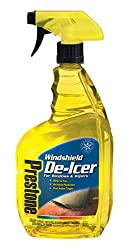 Image: Prestone AS247 Trigger Spray Windshield De-Icer, 32 oz. | made from a concentrated high-performance ice-melting formula that melts ice fast and helps reduce dangerous refreeze