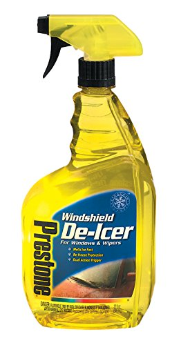 Prestone AS247 Trigger Spray Windshield De-Icer, 32 oz.