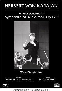 カラヤン / クルーゾー 指揮の芸術 2 シューマン 交響曲第4番ニ短調 [DVD]