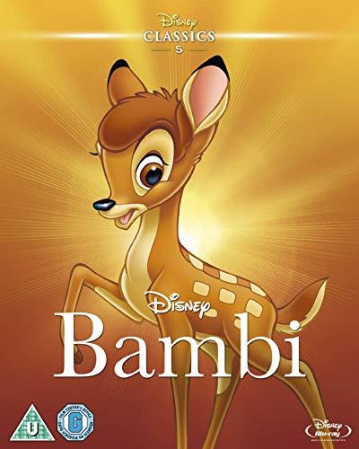 Bambi [Blu-ray] [UK Import]