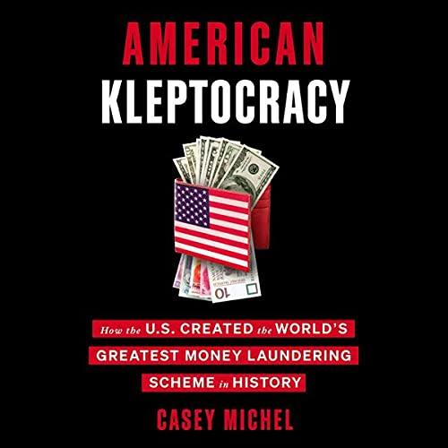 American Kleptocracy cover art