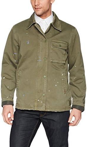 Genuine HUDSON Men's Military Spasm price Jacket