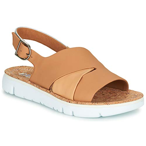 Camper Twins Sandals Women Nude/White - 5.5 - Sandals Shoes