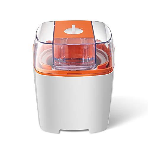 Eismaschine -Speiseeismaschine für Eiscreme und Sorbet in 20 Minuten zubereiten,Speiseeisbereiter für Eiscreme, Sorbet, Frozen Joghurt