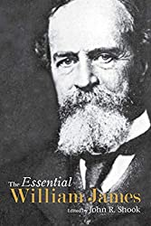 The Essential William James Book Cover