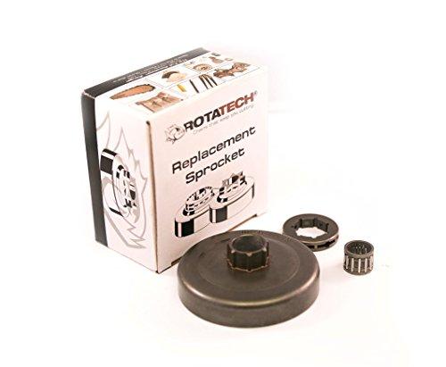 Aut/éntico Rotatech motosierra sierra de cadena compatible con Titan TTB355CHN el/éctrica 16