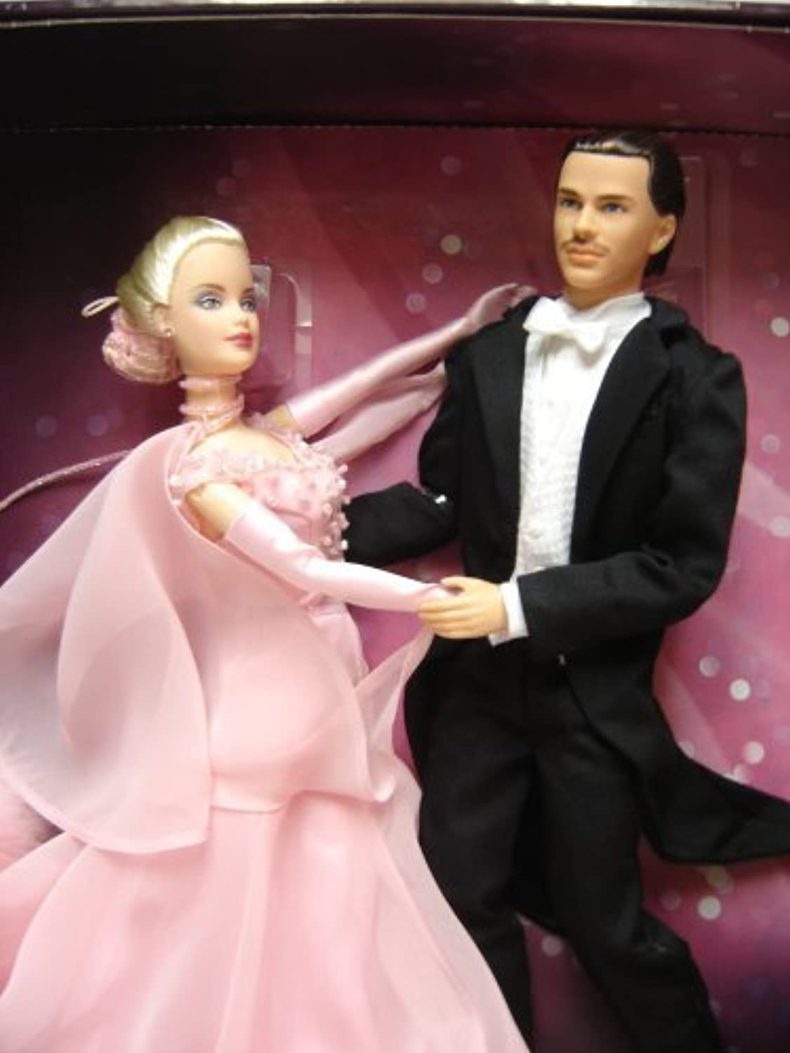 Barbie Collectibles Barbie and Ken in The Waltz