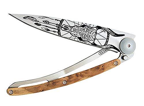 Deejo 385711 Tattoo 37g, Dreamcatcher jacht-/outdoormes, zilver