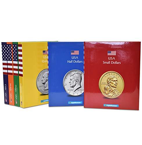 USA Coin Folder Kaskade, Set