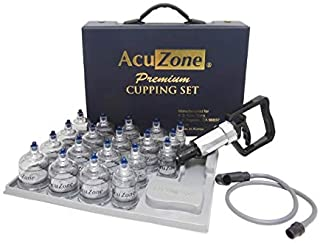 Premium Quality Cupping Set w/ 19 Cups ***BEST CUPPING SET IN KOREA***