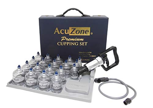 Premium Quality Cupping Set