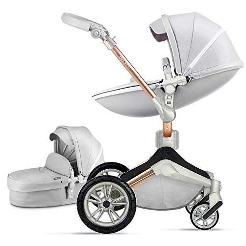 Hot Mom Silla de paseo Reversibilidad rotación multifuncion