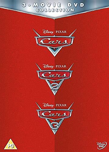 Cars 1-3 [Italia] [DVD]