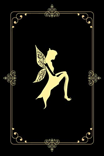 Fairy Queen: Nature Spirits and Elemental Beings Journal | Celtic Spell Book for Goddesses | Fairy Magick Elemental Energy Notebook
