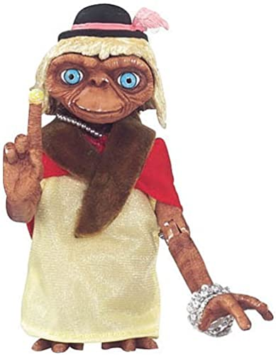 Toys R Us Exclusive E.T. The Extra-Terrestrial Interactive E.T. In Dress and Wig by Pacific Playthings