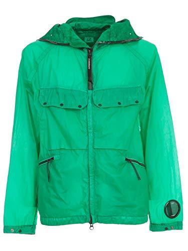 Luxury Fashion | Cp Company Heren MOW122A005576S634 Groen Polyamide Outerwear Jassen | Lente-zomer 20