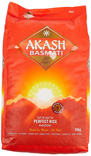 Akash Basmatireis, 1er Pack (1 x 20 kg)