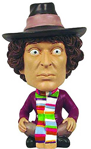 Doctor Who: The Fourth Doctor Monitor Mate Bobble Head