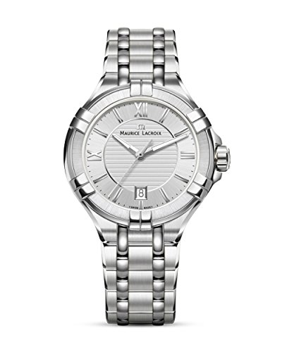Maurice Lacroix Aikon Quartz Watch metallic silver