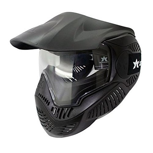 Sly Paintball Maske Valken Mi-3, Schwarz Thermal, 1394