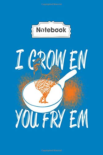 Notebook: i crowen cock png - 100 pages - 6 x 9 inche