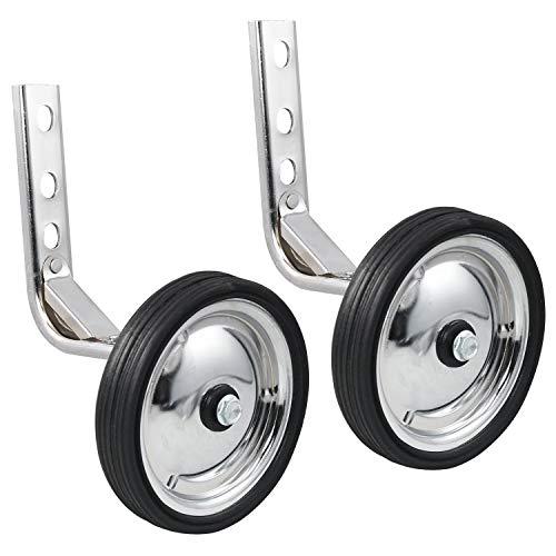 TRIXES Stabilizzatori per Bici da Bambino per rotelle universali da 12'-18'
