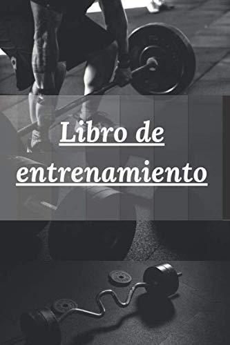 Libro de entrenamiento: Un libro de entrenamiento para entusiastas del deporte | cuaderno de culturismo y cardio | Planifica tus rutinas | Sigue tu progreso | Fácil y práctico | Ahorrar tiempo