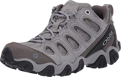 Oboz Sawtooth II Low Hiking Shoe - Women's Tradewinds Blue 10