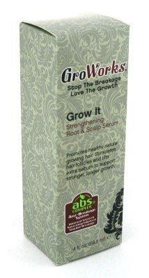 Groworks Grow It Root Serum 4 oz.