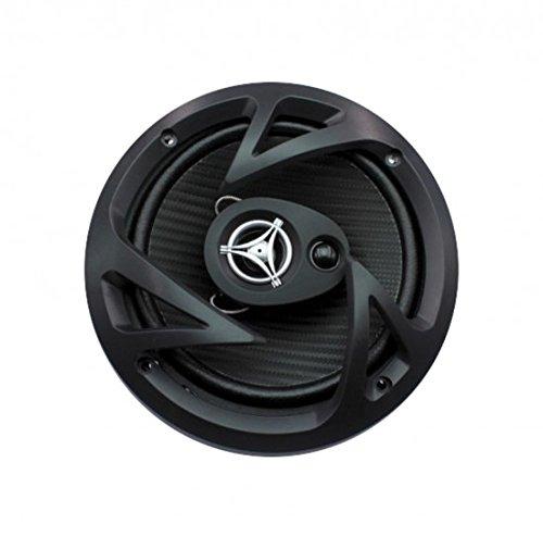 """Power Acoustik EF-653 6.5"""" 3-Way Coaxial Speaker 190W"""