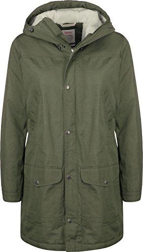 Fjällräven Damen Greenland Winter Parka W Sport Jacket, Laurel Green, M