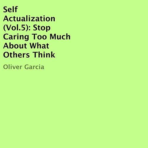 『Self Actualization, Volume 5』のカバーアート