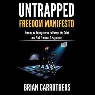 Page de couverture de Untrapped Freedom Manifesto