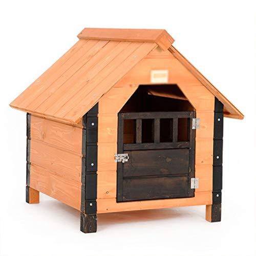 Haustierhaus Hundehütten Anti-Korrosions Große Und Mittlere Doghouse Kaltbeweis Warmes Katze Käfig Außen Haustier Bett Feuchtigkeitsdichten Kaninchen Haus Alle Jahreszeiten Können Verwendet Werden,