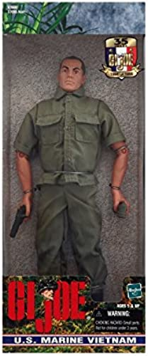 GI Joe 35 Years U.S. Marine Vietnam 12  Figure by Hasbro