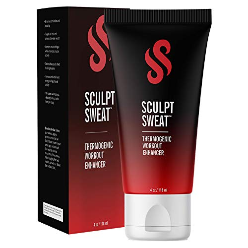 Perfect Sculpt Sweat Cream - Enhance Workouts with our Sweet Fat Burning Cream - Body Slimming Stomach & Belly Gel for Cellulite