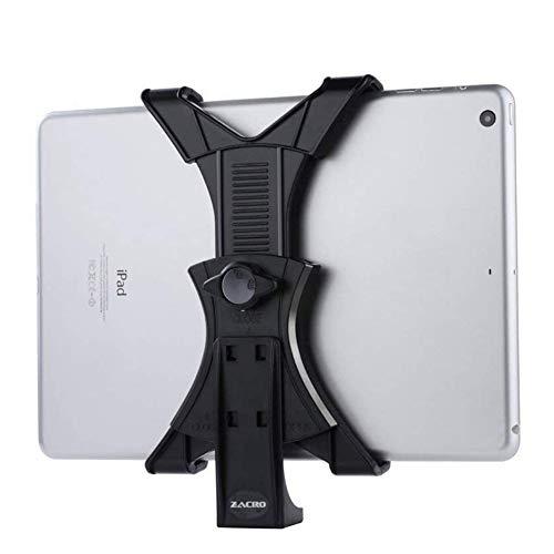 XYDZ Adaptador de Montaje en Trípode Para Tableta Giratorio De 360 ° Compatible Con Trípode de Cámara Selfie Stick Pole Tri-Pod