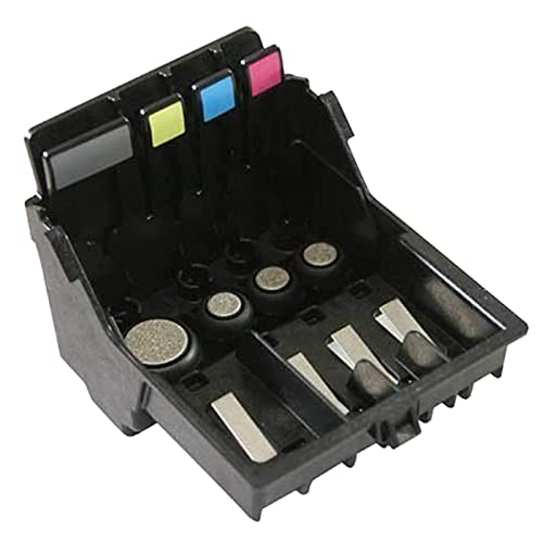 CXOAISMNMDS Reparar el Cabezal de impresión Piezas prácticas de la Impresora de la Cabeza de la impresión de la Boquilla de reemplazo Piezas prácticas para Lexmark PRO205 S308 S408 (Color : Black)