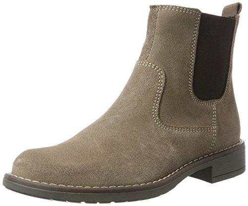 Richter Kinderschuhe Mary, Chelsea Boots Fille, Beige (Almond 1900), 38 EU