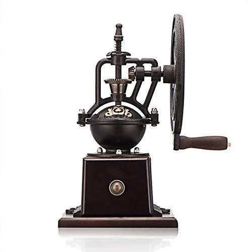 Family Needs Retro Ferris Wheel Hand Grinder Coffee Grinder Manual Machine van de Molen Grinder Menage Koffiezetapparaat