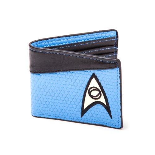 Star Trek Science Blue Bi-Fold Wallet