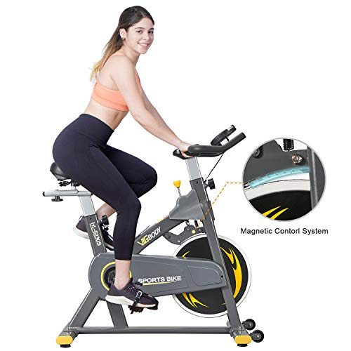 Vigbody Budget Exercise Bike With Magnetic Resistance
