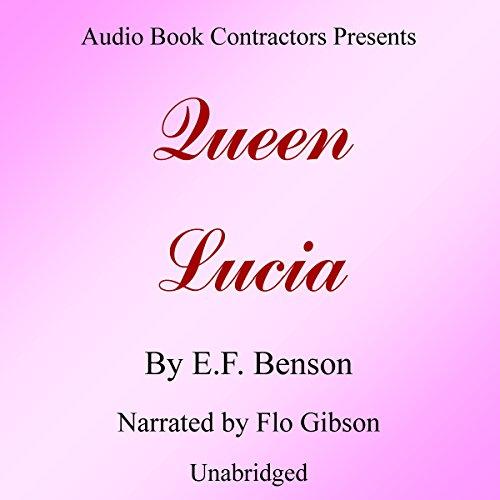 Queen Lucia audiobook cover art