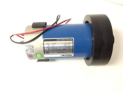 Precor DC Drive Motor Without Fan MBK3012402 Works 9.2X 9.23 9.27 M9.2X M9.23 M9.27 Treadmill (Certified Refurbished)