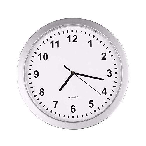 WANBAO Sencillo Secreto Escondido Caja de Seguridad Reloj de Pared Reloj de Seguridad Caja de Pared Clave Colgante Caja de Dinero Caja de Almacenamiento de joyería Decoración del hogar