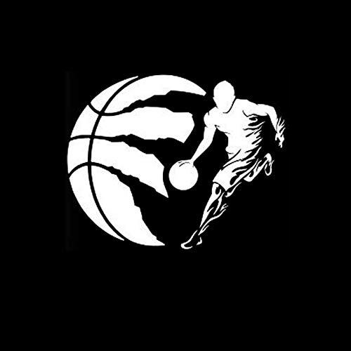 Moda baloncesto deportes diseño jugador logo signo NBA Jordan Kobe James pared pegatina coche pegatina vinilo calcomanía niño dormitorio Club decoración del hogar Mural